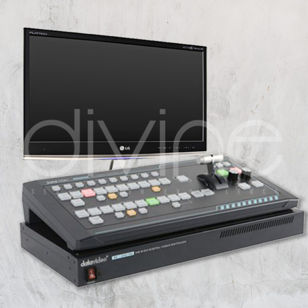 Switcher / Mixer Datavideo SE-1200