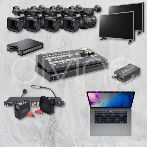Paket Live Streaming (Multicam Live Streaming)
